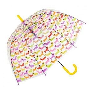Parasol dziecięcy Multio Yellow