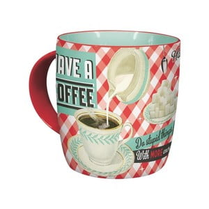 Kubek ceramiczny Have a Coffee, 330 ml