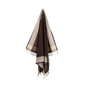Ręcznik/pareo Akay Brown, 100x178 cm