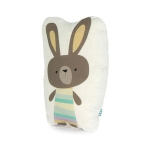 Poduszka Little W Rabbit, 40x30 cm