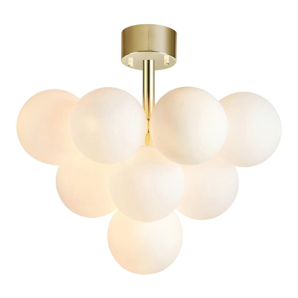 Lampa sufitowa Markslöjd Merlot Plafond 13L Brass
