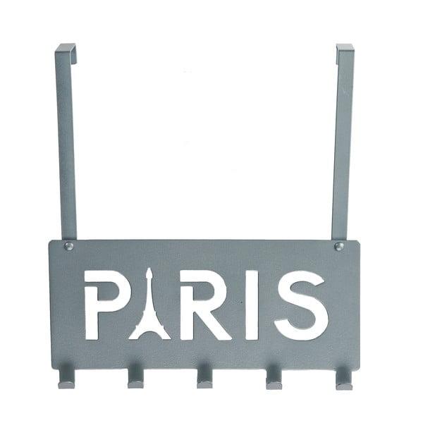 Wieszak na drzwi Paris Grey