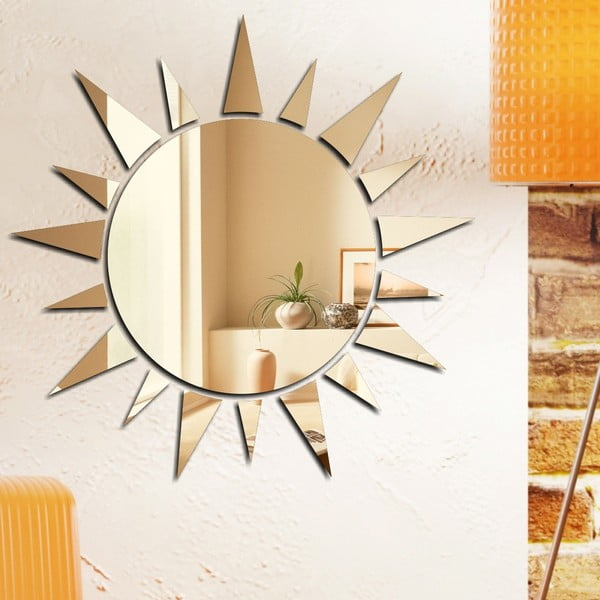 Lustro dekoracyjne Promienie słoneczne