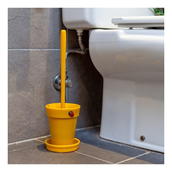 Szczotka toaletowa Yo Orange