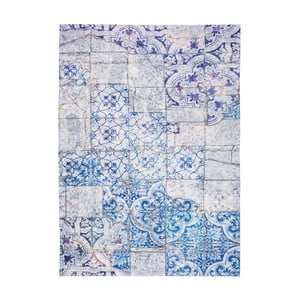 Szaro-niebieski dywan Universal Alice, 160x230cm