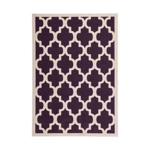 Fioletowy dywan Kayoom Maroc 2087, 200x290 cm