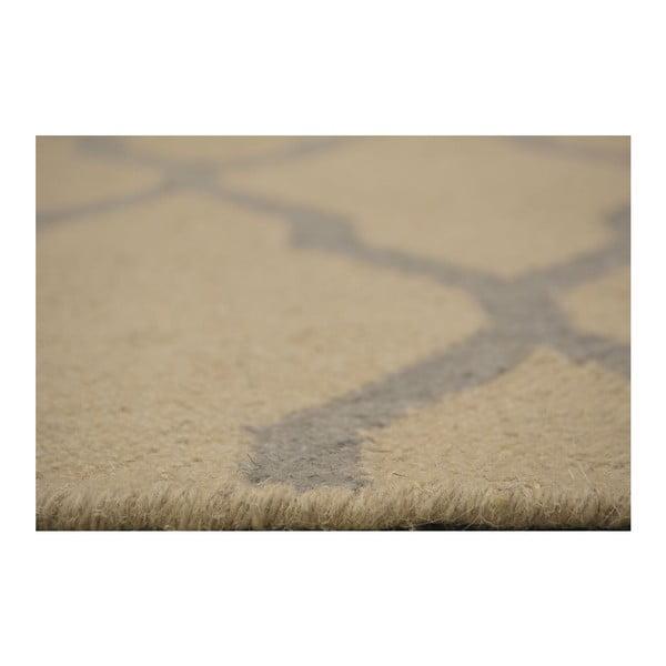 Ręcznie tkany dywan Kilim JP 11029 Beige, 120x180 cm