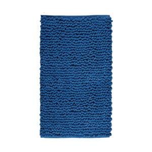 Niebieski dywanik łazienkowy Aquanova Luka, 60x100cm