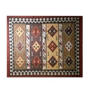 Dywan ręcznie tkany Radżastan, 320x260 cm