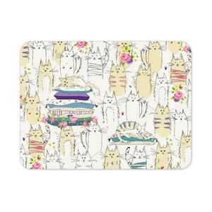 Zestaw 4 mat stołowych Cooksmart Kittens