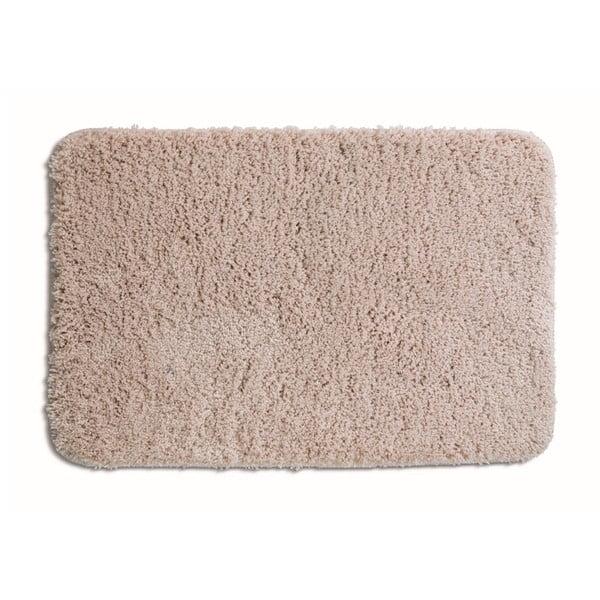 Beżowy dywanik łazienkowy Kela Livana