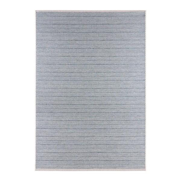 Niebieski dywan odpowiedni na zewnątrz Bougari Runna, 140x200 cm