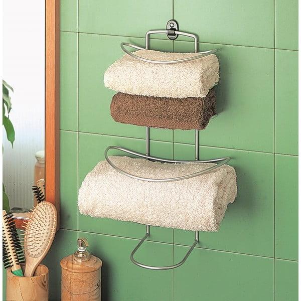 Wieszak na ręczniki Onda, 41 cm