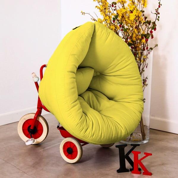 Fotel dziecięcy Karup Baby Nest Pistachio