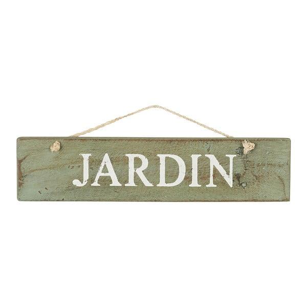 Dekoracja naścienna Jardin