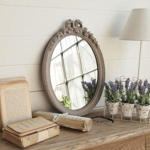 Lustro Grey Antique Oval