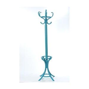 Wieszak Thonet Turquoise, 50x50x185 cm
