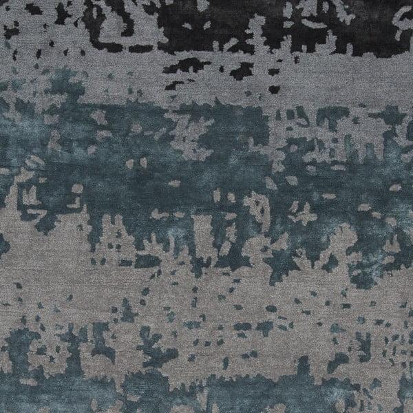 Dywan wełniany Varese Grey, 140x200 cm