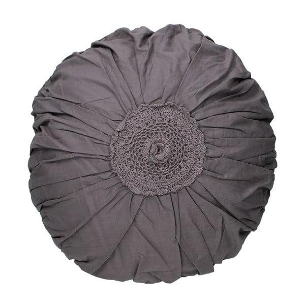Poduszka Cotton Purple, 40x40 cm