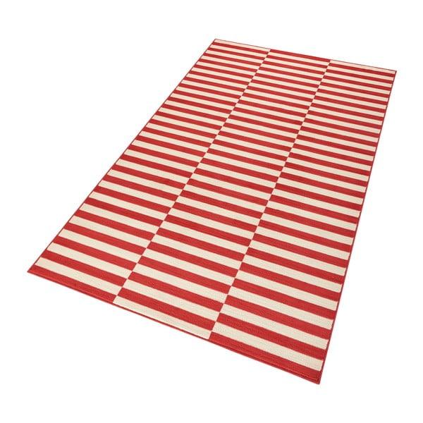 Czerwony dywan Hanse Home Gloria Panel, 80x300 cm