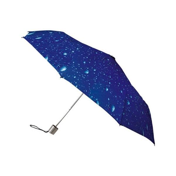 Granatowa parasolka Ambiance Lone Blue