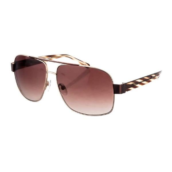 Męskie okulary przeciwsłoneczne Guess GU6741-GLDBN1