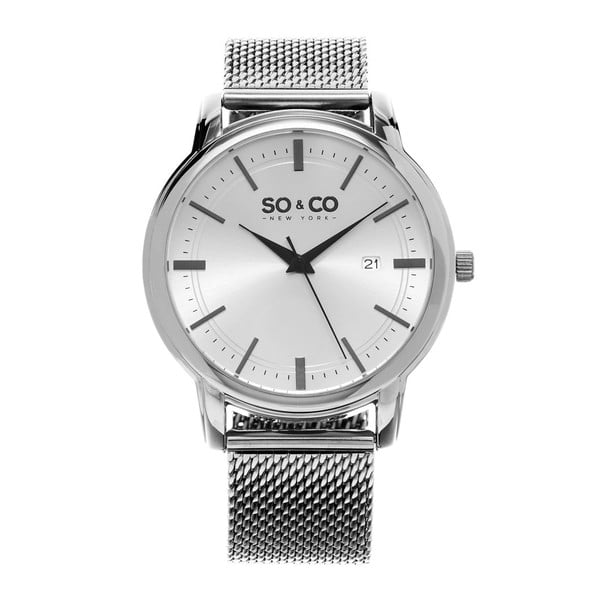 Zegarek męski Madison Sophistic Silver