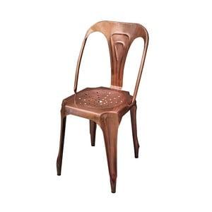 Krzesło Industry, miedziane
