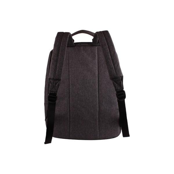 Plecak Pixelbag, czarny/zielony