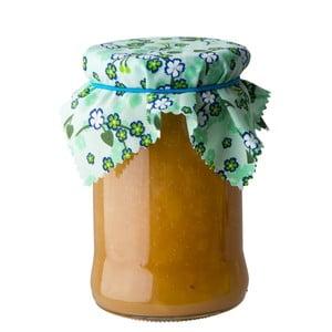 Zestaw 5 ozdób na słoiki z przetworami Jar
