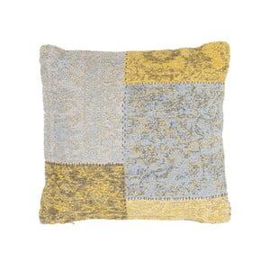Poduszka Jacquard Gold, 45x45 cm