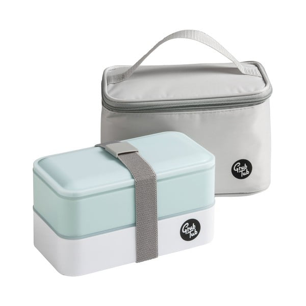 Pojemnik na jedzenie Premier Housewares Cool Bag Blue