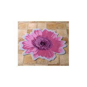Dywan Special - różowy kwiat, 100 cm