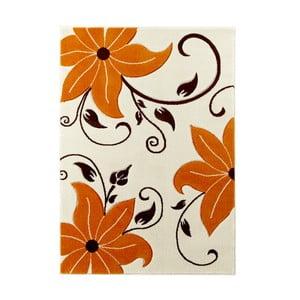 Beżowo-pomarańczowy dywan Think Rugs Verona, 60x120cm
