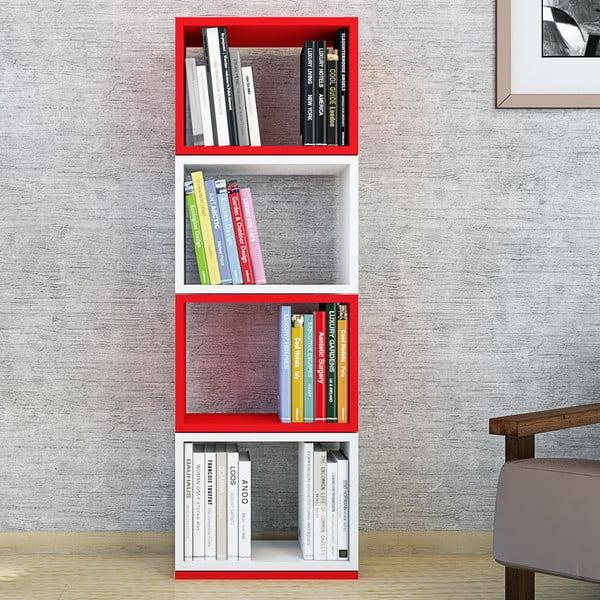 Biblioteczka Anza Rotary Red