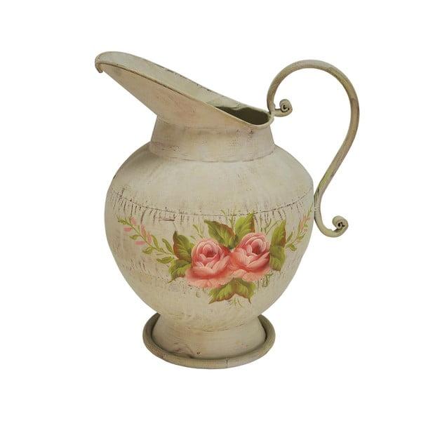 Wazon Bettina Bucket na sztuczne kwiaty