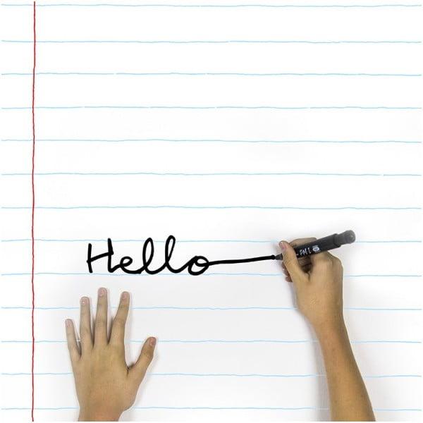 Naklejka do pisania Notebook