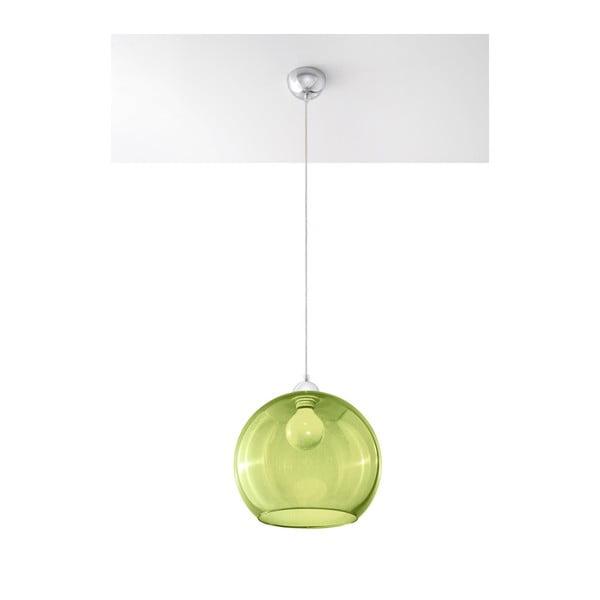 Zielona lampa wisząca Nice Lamps Bilbao