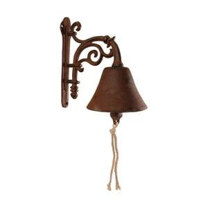 Żeliwny dzwonek ścienny EsschertDesign Voluta