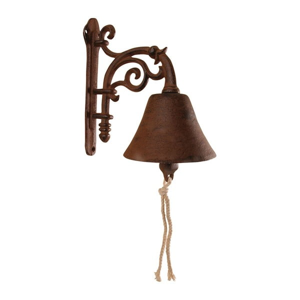 Żeliwny dzwonek ścienny Esschert Design Voluta