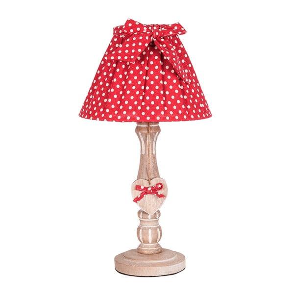 Lampa stołowa Red Dots