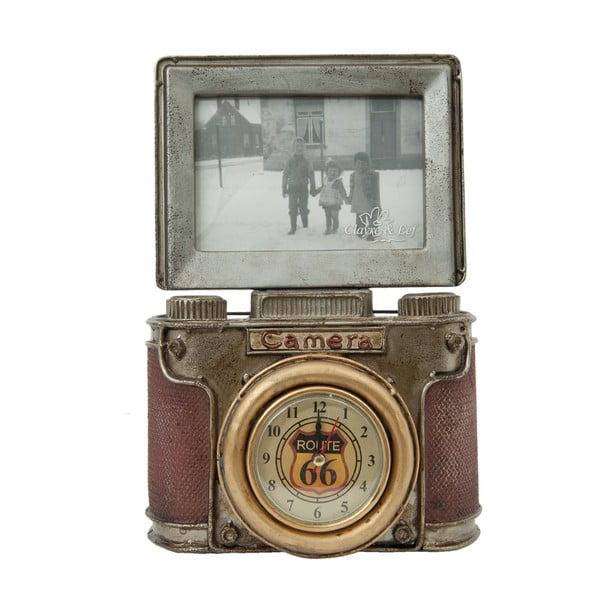 Lampa stołowa Clayre&Eef Vintage Camera
