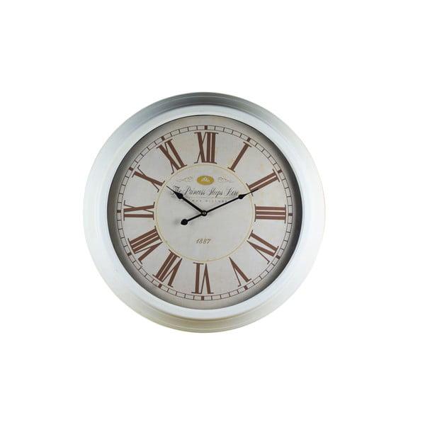 Zegar naścienny White Flair, 67 cm