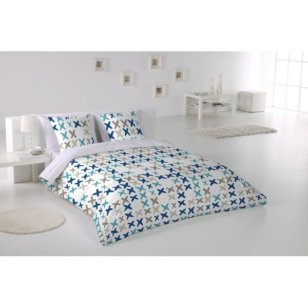 Pościel IXC Nordicos Azul, 140x200 cm