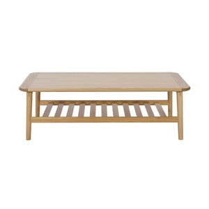 Stolik z drewna dębowego We47 Havvej Kati