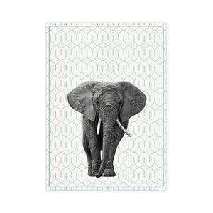 Ścierka kuchenna Present Time Elephant