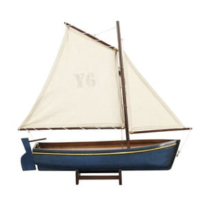 Model żaglowca Madeira Y6, niebieski