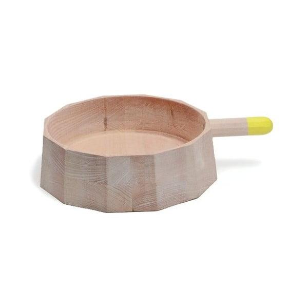 Drewniane naczynie Perrette Base