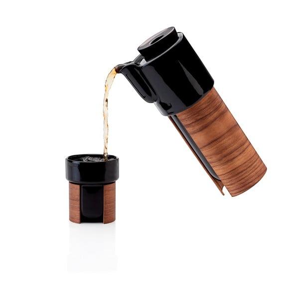 Dzbanek na herbatę Warm Black Wallnut, 1,1 l