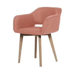 Brzoskwiniowe krzesło My Pop Design Oldenburg